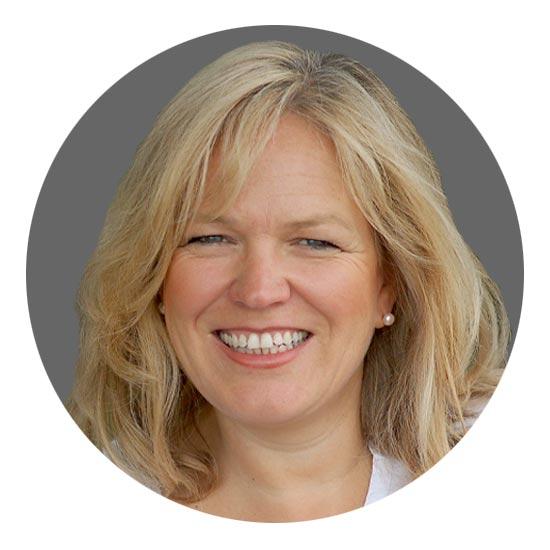 Adrienne Schmid, Trainerin des Hoffman Instituts Deutschland.