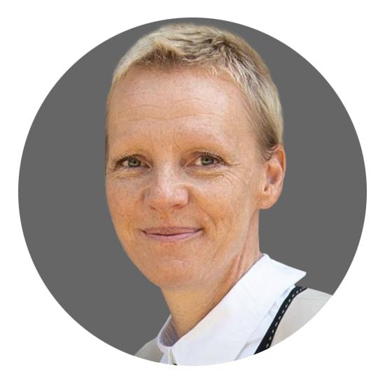 Bild von Agneta Lansing, Trainerin für das Hoffman Institut Deutschland.