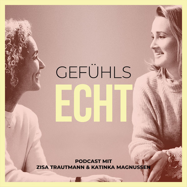 "Agneta Lansing im Podcast ""GefühlsEcht"""
